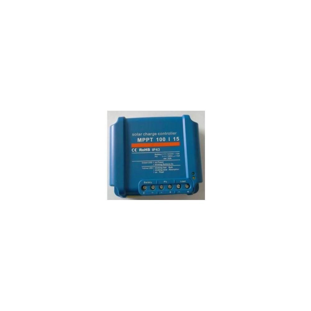 Reguladores MPPT 100/15 15A