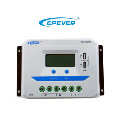 Regulador EPEVER 12/24/36/48 V 45 A