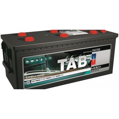 Baterias TAB SOLAR 12V 190 Ah C100 Monoblock Plomo Ácido abierto