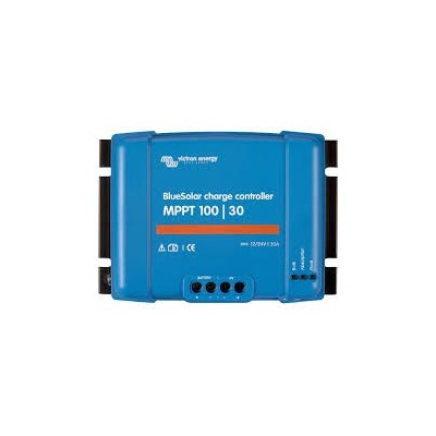 Reguladores MPPT 100/30A 12/24/48V VICTRON Blue Solar