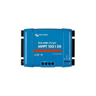REGULADOR VICTRON BLUE SOLAR MPPT 100/50