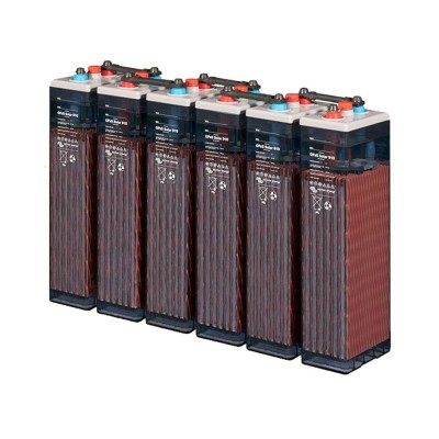 6 Elementos estacionarios TAB 2V  5 OPzS 250