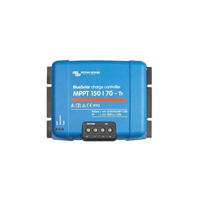 Regulador MPPT 150/70 Tr 12/24/48V VICTRON BLUE SOLAR