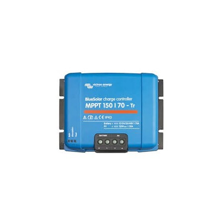 Reguladores MPPT 150/70 Tr 12/24/48V VICTRON BLUE SOLAR