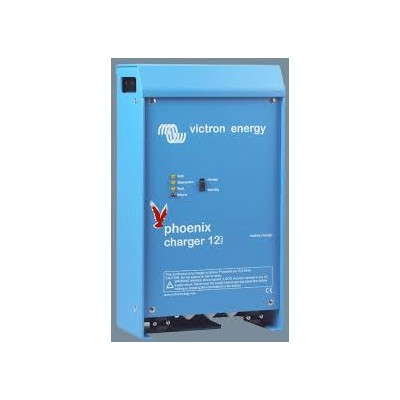 Cargador baterías 12V Monofásico 40A VICTRON CENTAUR CHARGER 12/40