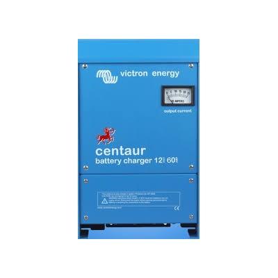 Cargador de baterías 12V Monofásico 60A VICTRON CENTAUR CHARGER 12/60