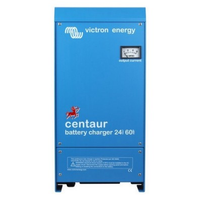 Cargador de baterías 24V Monofásico 60A VICTRON CENTAUR CHARGER 24/60
