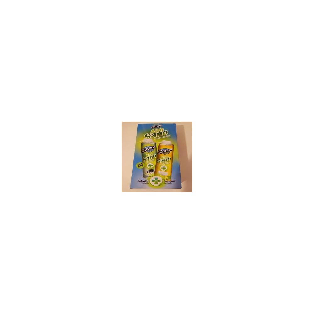 Sistema TIDAS Purificador+Acaricida 2x600 ml