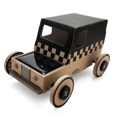 Coche Solar Autogami Taxi