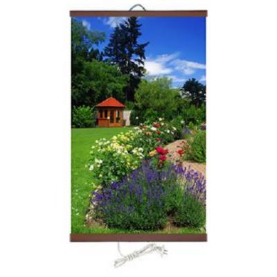 Poster calefactor flores